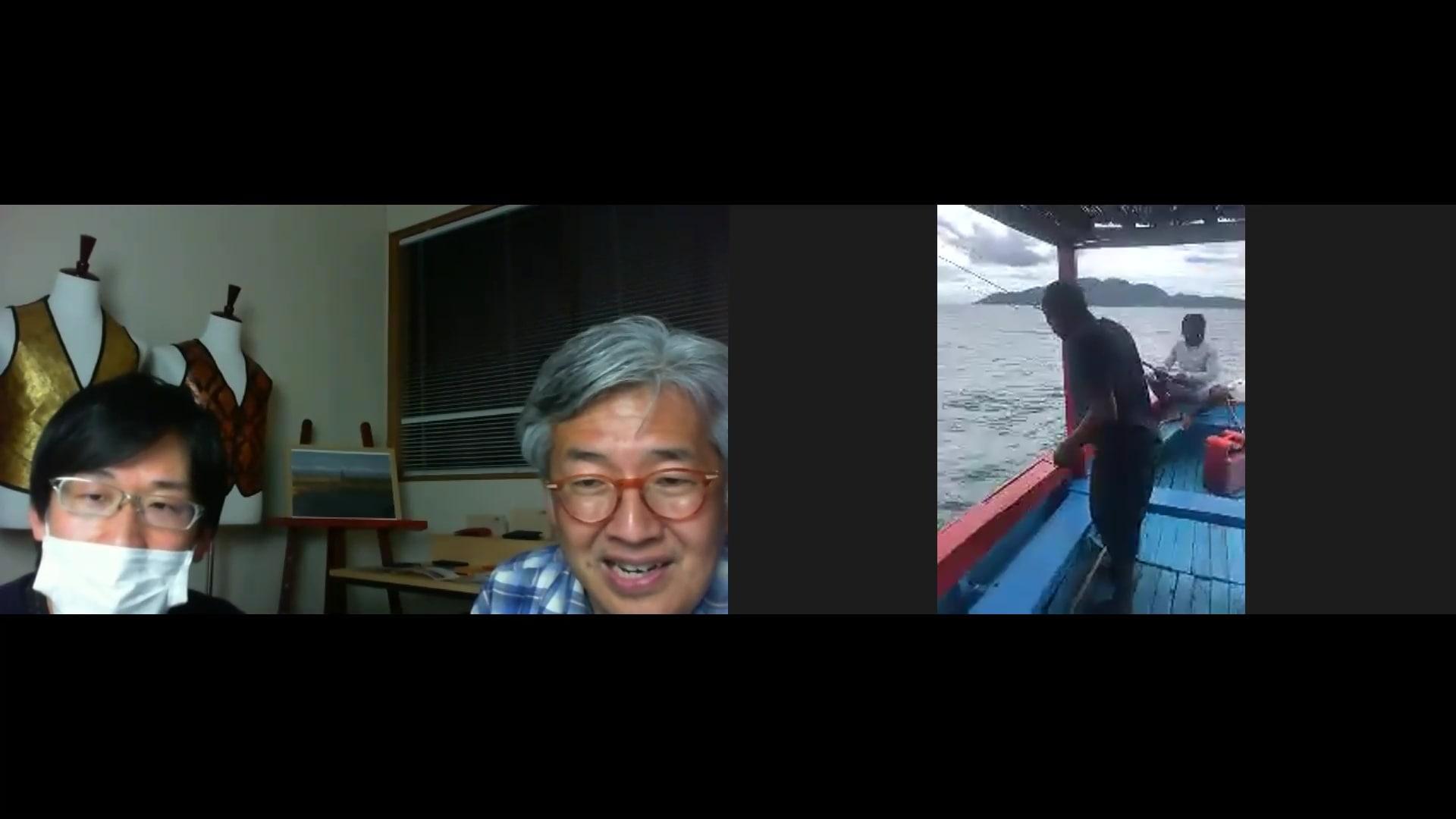 氷見オンライン魚釣り報告14