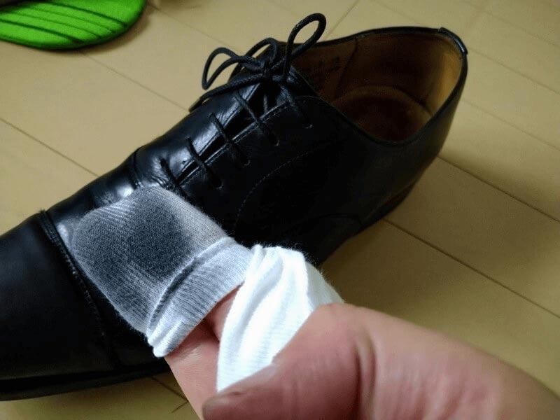 ダイソー(100均)靴クリーナー