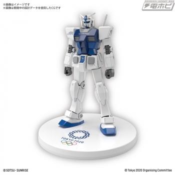 HG RX-78-2 ガンダム(東京2020オリンピックエンブレム) (4)
