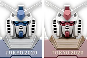 HG 1144 RX-78-2 ガンダム(東京2020オリンピックエンブレム)、HG 1144 RX-78-2 ガンダム(東京2020パラリンピックエンブレム)t