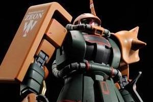 MG MS-06FS ガルマ・ザビ専用 ザクII 【再販】t