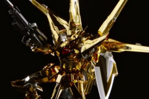 METAL ROBOT魂 アカツキガンダム(シラヌイ装備)t