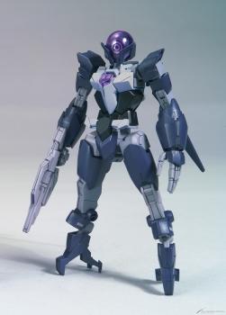 HGBDR 敵ガンダム(仮)4