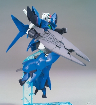 HGBDR 敵ガンダム(仮)1