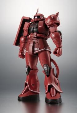 ROBOT魂 <SIDE MS> MS-06S シャア専用ザク ver. A.N.I.M.E. ~リアルマーキング~