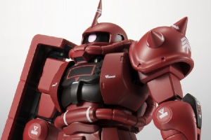 ROBOT魂 <SIDE MS> MS-06S シャア専用ザク ver. A.N.I.M.E. ~リアルマーキング~t