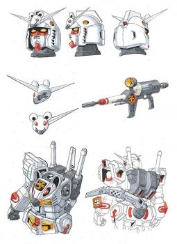 子鼠ガンダム2