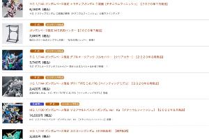 ガンダムベースオンラインショップ ~5_29 23時まで■■■ 締切迫る!要チェック!t
