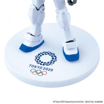 HG 1:144 RX-78-2 ガンダム(東京2020オリンピックエンブレム)3