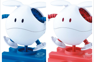 ハロプラ ハロ(東京2020オリンピックエンブレム)、ハロプラ ハロ(東京2020パラリンピックエンブレム)t