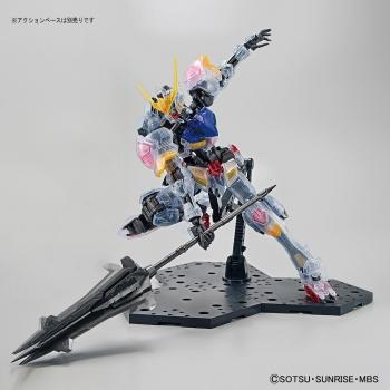 MG 1:100 ガンダムベース限定 ガンダムバルバトス[クリアカラー]5