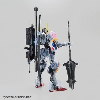 MG 1:100 ガンダムベース限定 ガンダムバルバトス[クリアカラー]6
