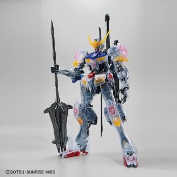 MG 1:100 ガンダムベース限定 ガンダムバルバトス[クリアカラー]7