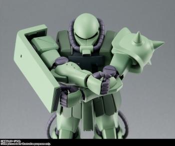 ROBOT魂 <SIDE MS> MS-06F-2 ザクII F2型 ver. A.N.I.M.E.10
