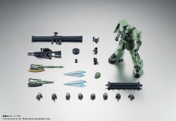 ROBOT魂 <SIDE MS> MS-06F-2 ザクII F2型 ver. A.N.I.M.E.1