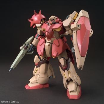 HG 1:144 メッサーF01型7