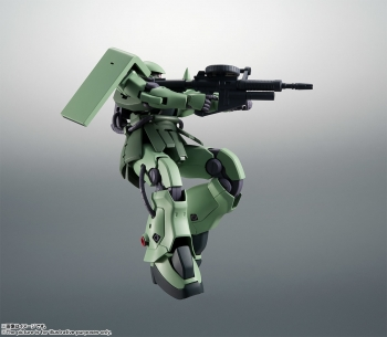 ROBOT魂 MS-06F-2 ザクII F2型 ver. A.N.I.M.E.4