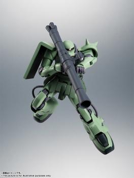 ROBOT魂 MS-06F-2 ザクII F2型 ver. A.N.I.M.E.1