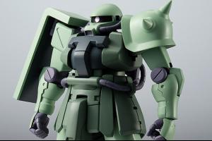ROBOT魂 MS-06F-2 ザクII F2型 ver. A.N.I.M.E.12t