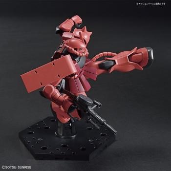 HG 1:144 シャア専用ザクII6