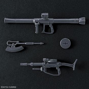 HG 1:144 シャア専用ザクII7