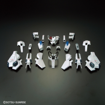 MG 1:100 ガンダムベース限定 FAZZ Ver.Ka[チタニウムフィニッシュ]3