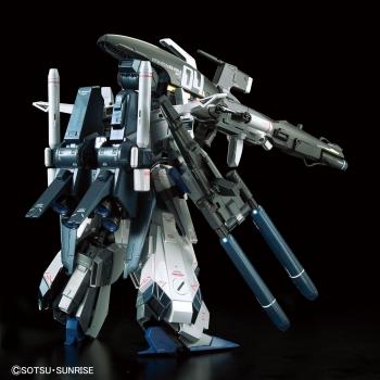 MG 1:100 ガンダムベース限定 FAZZ Ver.Ka[チタニウムフィニッシュ]4
