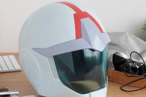 Full Scale Works 機動戦士ガンダム 地球連邦軍ノーマルスーツ専用ヘルメットt