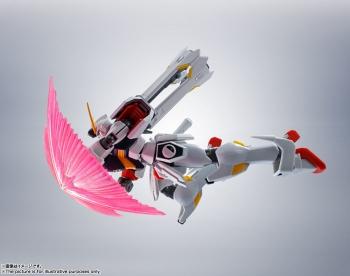 ROBOT魂〈SIDE MS〉クロスボーン・ガンダムX1:X1改 EVOLUTION-SPEC13