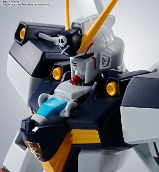 ROBOT魂〈SIDE MS〉クロスボーン・ガンダムX1:X1改 EVOLUTION-SPEC9