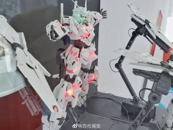 MGEX 1:100 ユニコーンガンダム Ver.Kaの展示4