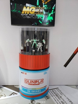 MGEX 1:100 ユニコーンガンダム Ver.Kaの展示1