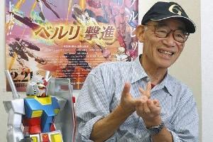 ガンダム生みの親が語る戦争、富野由悠季氏、安彦良和氏のインタビューt