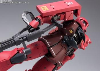GUNDAM FIX FIGURATION METAL COMPOSITE MS-05S ザクⅠ(シャア専用機)3