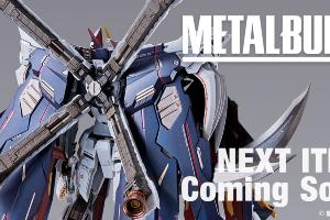 METAL BUILD クロスボーン・ガンダムX1フルクロス!?t