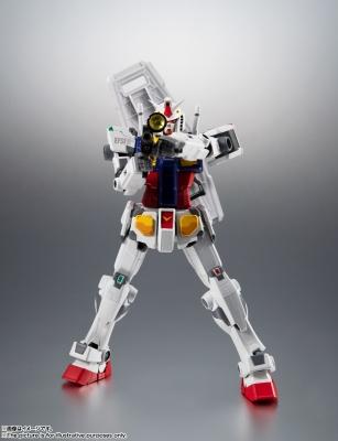 ROBOT魂 <SIDE MS> RX-78F00 ガンダム5
