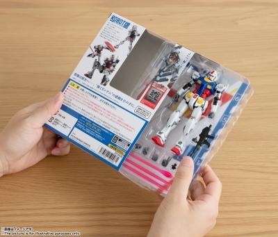 ROBOT魂 <SIDE MS> RX-78F00 ガンダム6