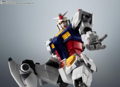 ROBOT魂 <SIDE MS> RX-78F00 ガンダム7