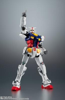 ROBOT魂 <SIDE MS> RX-78F00 ガンダム8