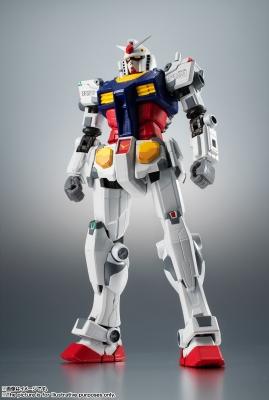 ROBOT魂 <SIDE MS> RX-78F00 ガンダム9