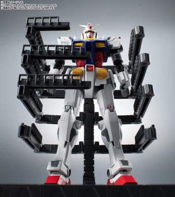 ROBOT魂 <SIDE MS> RX-78F00 ガンダム2