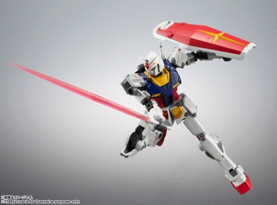 ROBOT魂 <SIDE MS> RX-78F00 ガンダム4