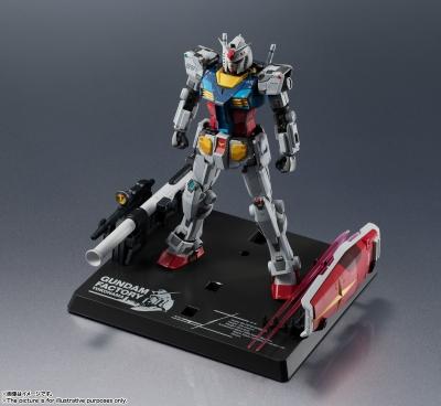超合金 超合金×GUNDAM FACTORY YOKOHAMA RX-78F00 GUNDAM2