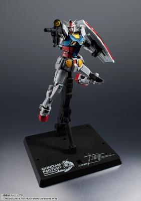 超合金 超合金×GUNDAM FACTORY YOKOHAMA RX-78F00 GUNDAM3