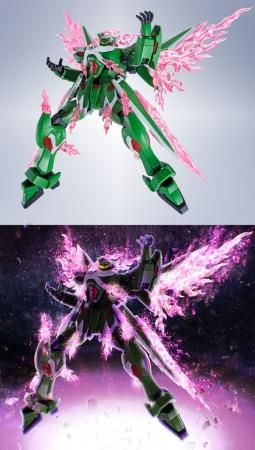 ROBOT魂 ファントムガンダム3