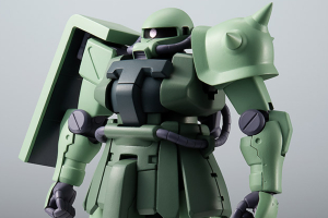 ROBOT魂 MS-06F-2 ザクII F2型 ver. A.N.I.M.E.t