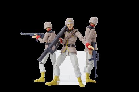 G.M.G.(ガンダムミリタリージェネレーション)機動戦士ガンダム 地球連邦軍一般兵士4