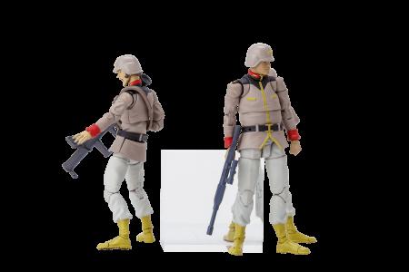 G.M.G.(ガンダムミリタリージェネレーション)機動戦士ガンダム 地球連邦軍一般兵士5
