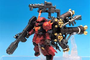 "FW GUNDAM CONVERGE EX32 高機動型ザク ""サイコ・ザクt2"