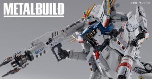 『機動戦士ガンダムF91』関連の「METAL BUILD」シリーズ新商品t